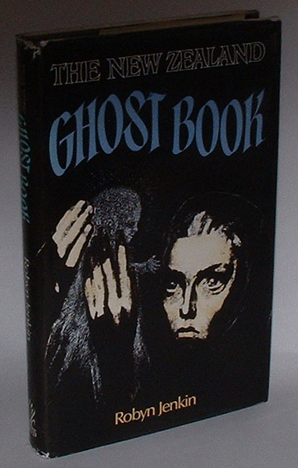 Image for The New Zealand Ghost Book