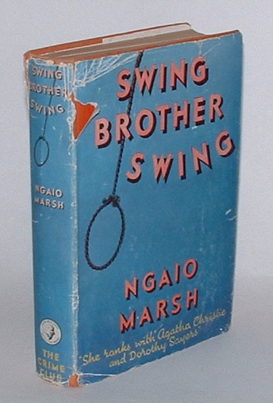 Image for Swing, Brother, Swing