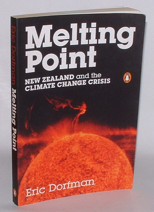 Image for Melting Point: New Zealand and the Climate Change Crisis