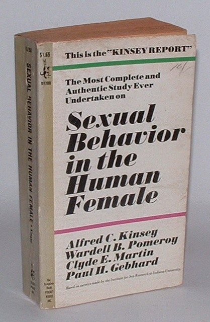 Image for Sexual Behavior in the Human Female