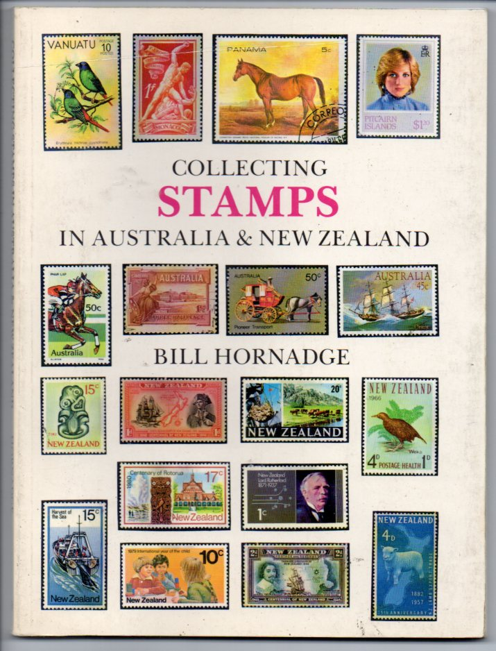 Image for Collecting Stamps in Australia & New Zealand