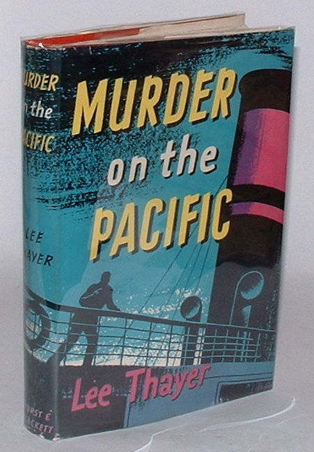 Image for Murder on the Pacific