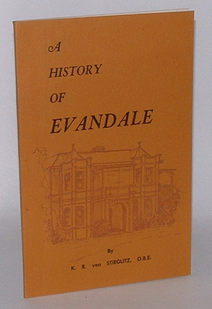 Image for A History of Evandale