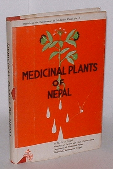 Image for Medicinal Plants of Nepal