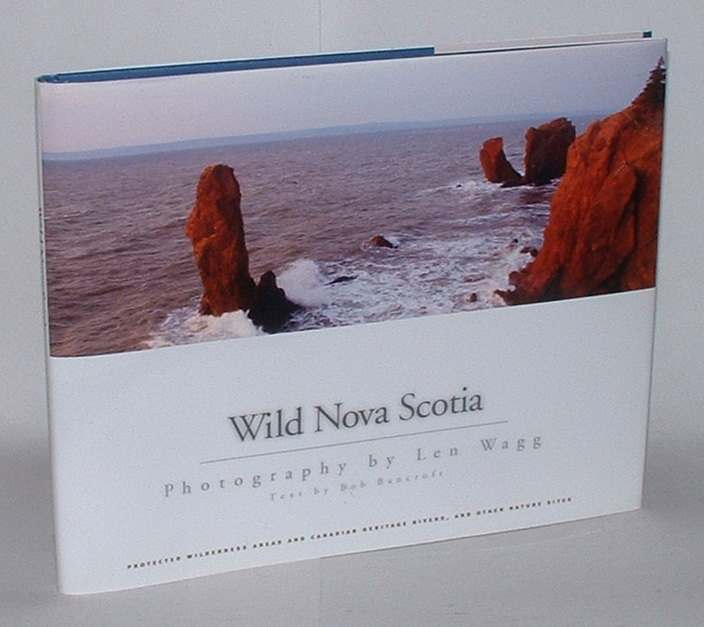 Image for Wild Nova Scotia: Photography by Len Wagg