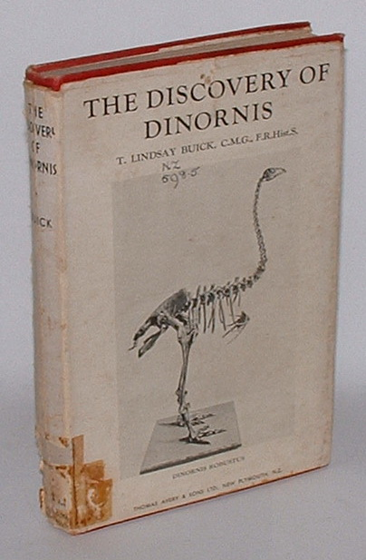 Image for The Discovery of Dinornis: The Story of a Man, a Bone, and a Bird