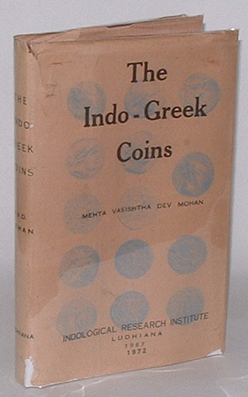 Image for The Indo-Greek Coins