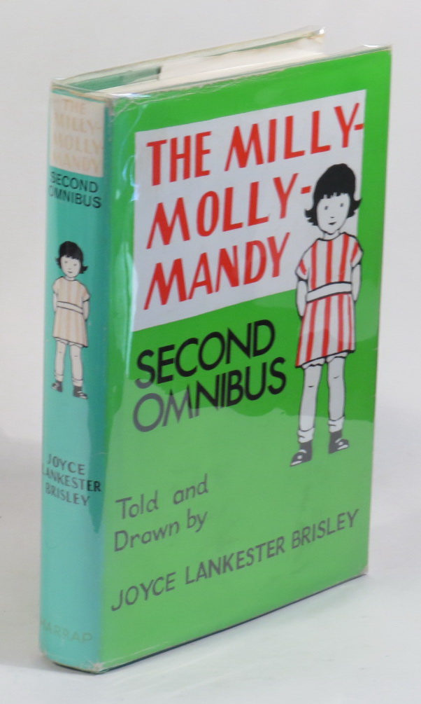 Image for The Milly-Molly-Mandy Second Omnibus