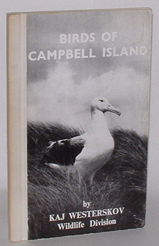 Image for Birds of Campbell Island