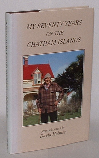 Image for My Seventy Years on the Chatham Islands