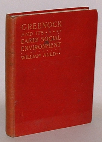 Image for Greenock and its Early Social Environment
