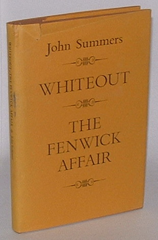Image for Whiteout and The Fenwick Affair