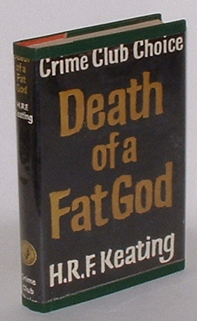 Image for Death of a Fat God