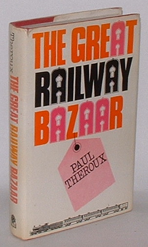 Image for The Great Railway Bazaar