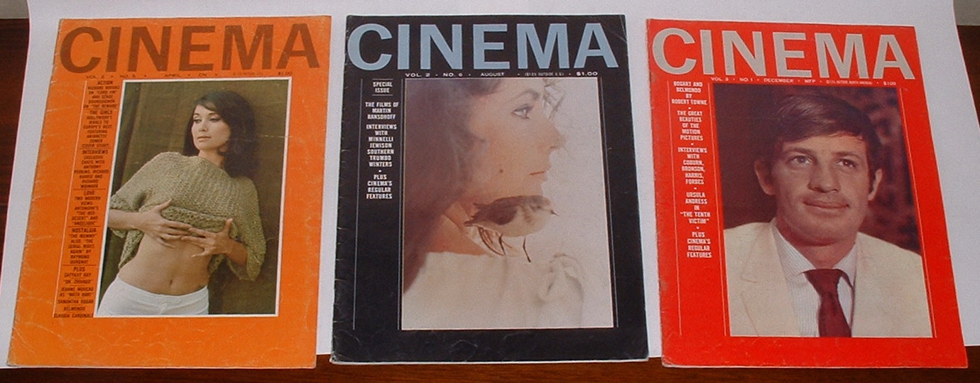 Image for Cinema [Magazine, 6 issues]