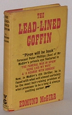 Image for The Lead-Lined Coffin