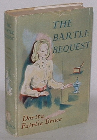 Image for The Bartle Bequest