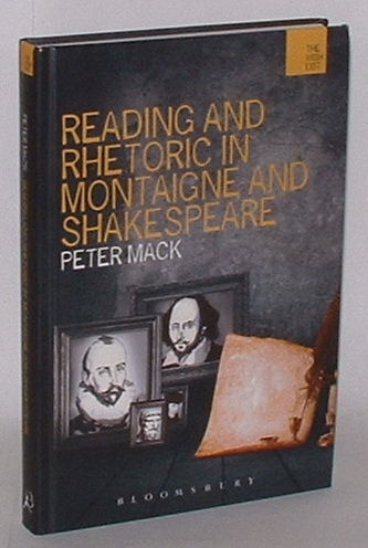 Image for Reading and Rhetoric in Montaigne and Shakespeare