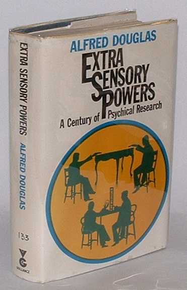 Image for Extra-Sensory Powers: A Century of Psychical Research