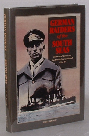 Image for German Raiders of the South Seas