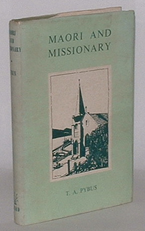 Image for Maori and Missionary: Early Christian Missions in the South Island of New Zealand