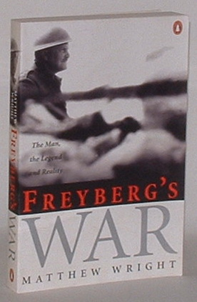 Image for Freyberg's War: The Man, the Legend and Reality
