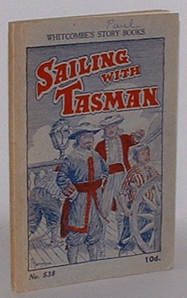 Image for Sailing with Tasman