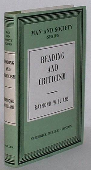 Image for Reading and Criticism
