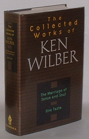 Image for The Collected Works of Ken Wilber - Volume Eight - The Marriage of Sense and Soul - One Taste