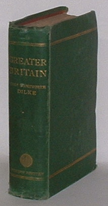 Image for Greater Britain: A Record of Travel in English-Speaking Countries during 1866 and 1867.
