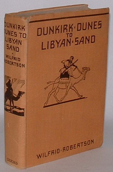 Image for Dunkirk Dunes to Libyan Sand