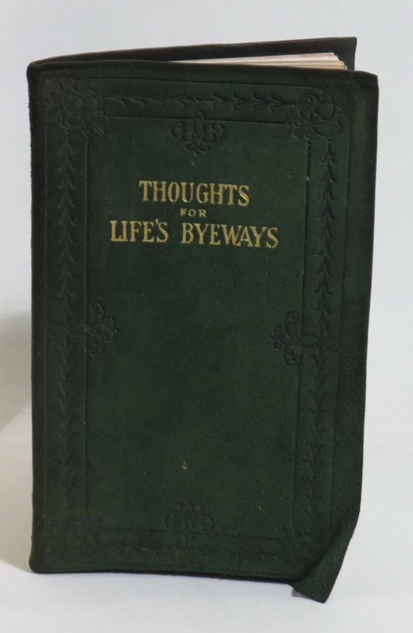 Image for Thoughts for Life's Byeways