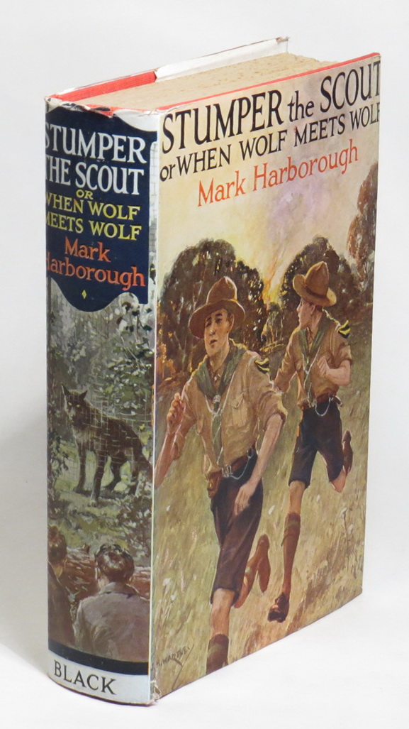 Image for Stumper the Scout (When Wolf Meets Wolf)