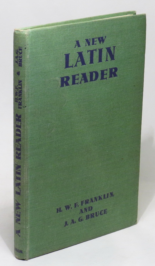 Image for A New Latin Reader