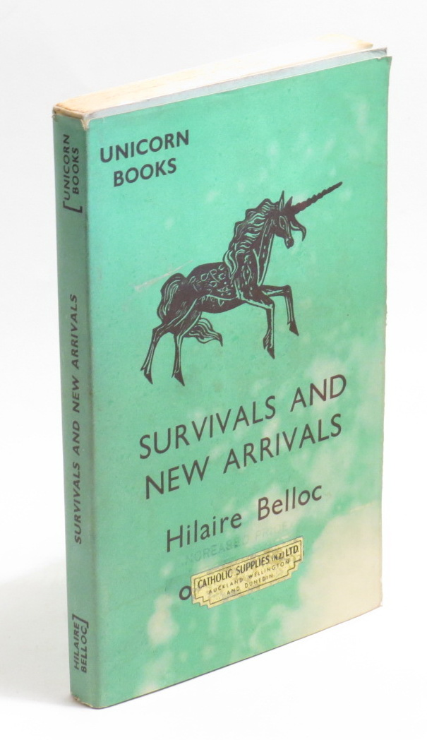 Image for Survivals and New Arrivals