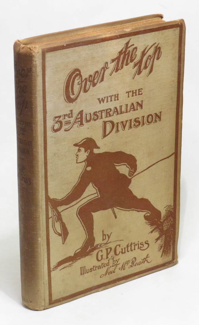 Image for 'Over the Top' with the Third Australian Division