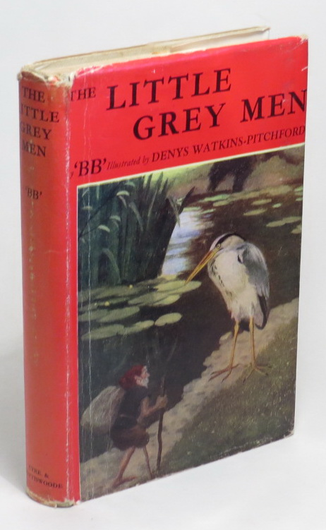 Image for The Little Grey Men