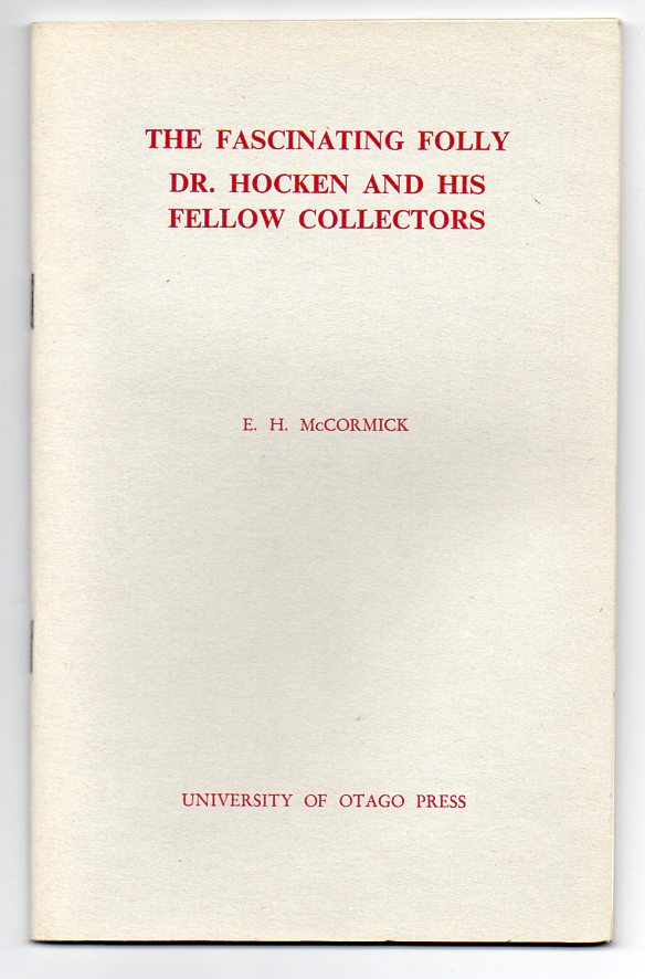 Image for The Fascinating Folly: Dr. Hocken and his Fellow Collectors
