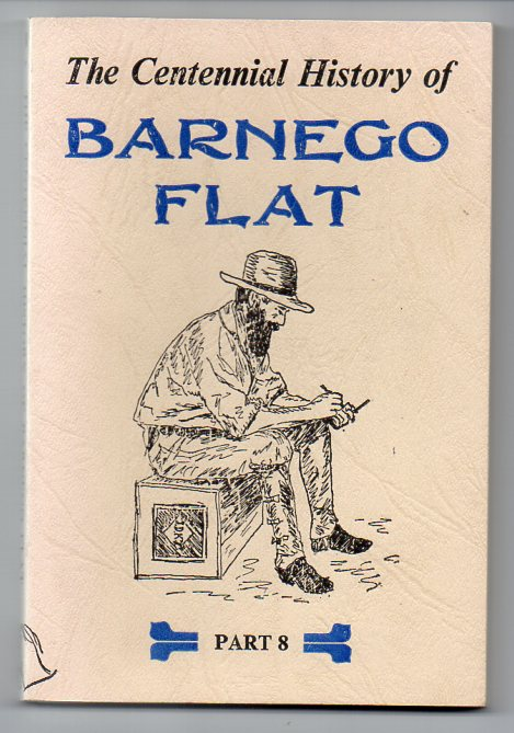 Image for The Progressive Piecemeal Printing of The Centennial History of Barnego Flat - Part Eight