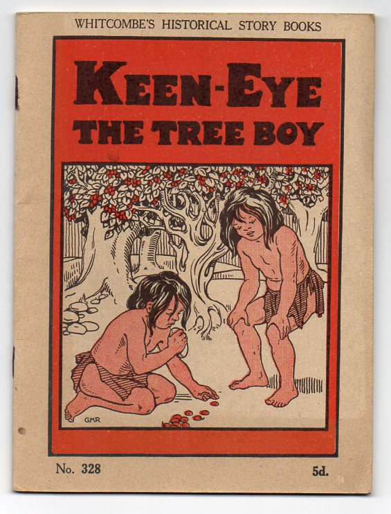 Image for Keen-Eye the Tree Boy