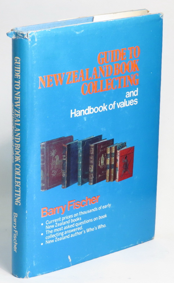 Image for Guide to New Zealand Book Collecting and Handbook of Values.