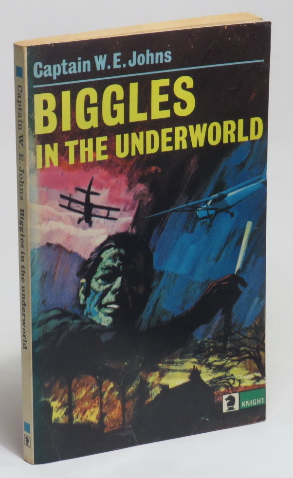 Image for Biggles in the Underworld