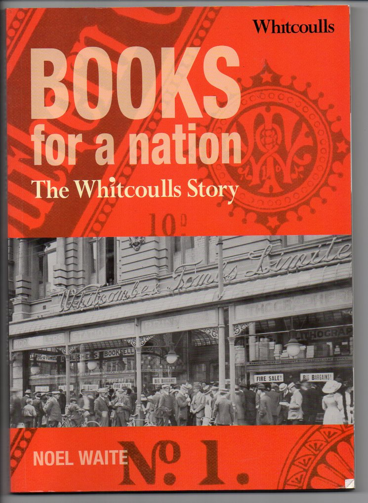 Image for Books for a Nation: The Whitcoulls Story