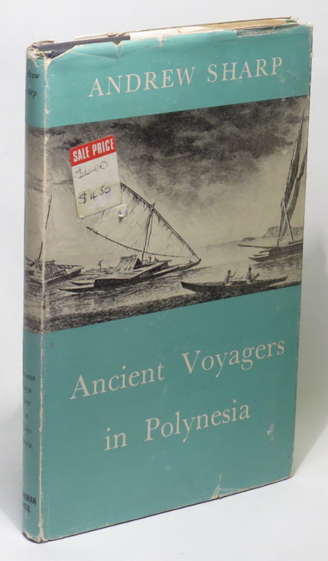 Image for Ancient Voyagers in the Pacific