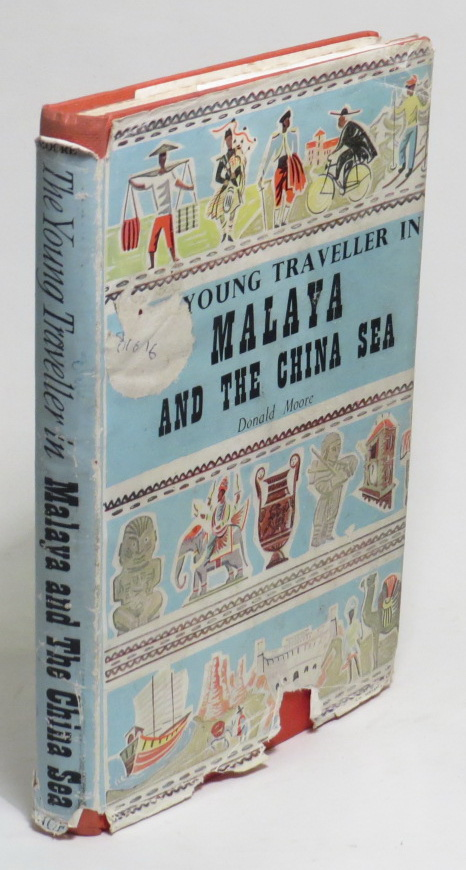 Image for The Young Traveller in Malaya and the China Sea