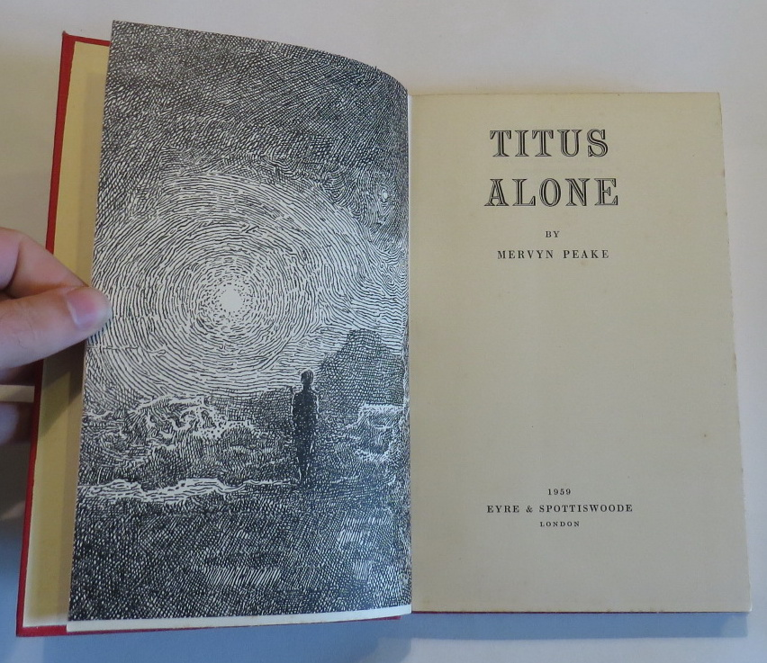Image for Titus Alone