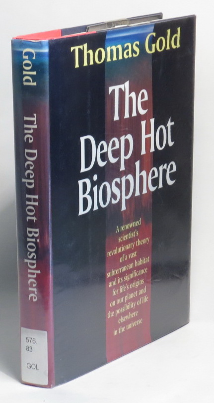 Image for The Deep Hot Biosphere