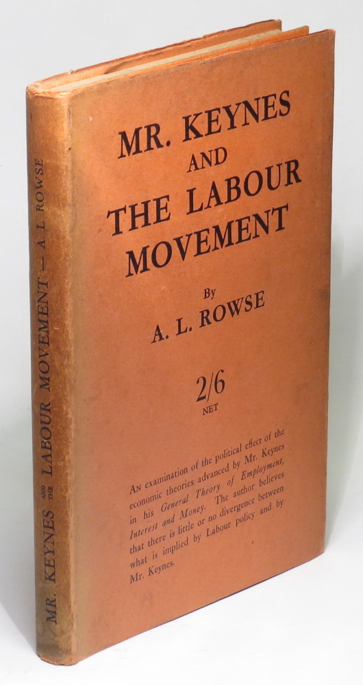 Image for Mr. Keynes and The Labour Movement