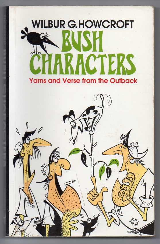 Image for Bush Characters: Yarns and Verse from the Outback