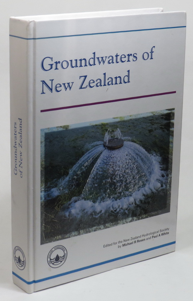 Image for Groundwaters of New Zealand